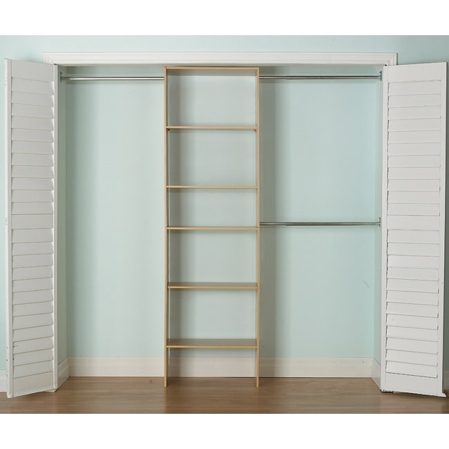 Akadahome 25-inch Wide Closet Tower - Thumbnail 0