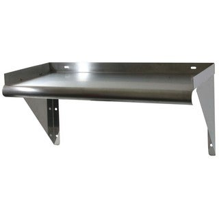 Buffalo Tools Stainless Steel 24-inch Shelf