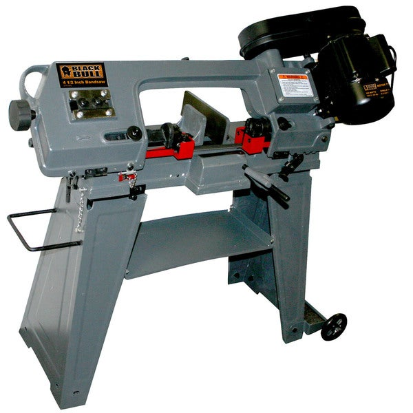 Black Bull 4.5-inch Metal Band Saw