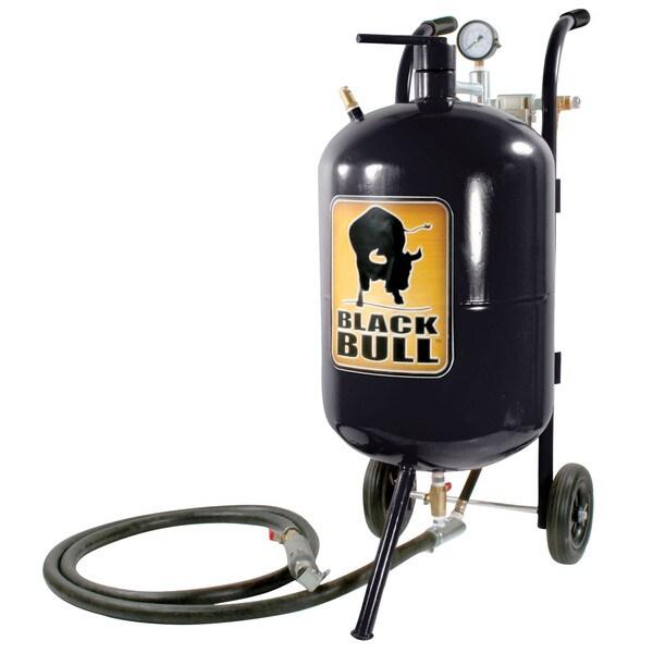 Black Bull 10-Gallon Abrasive Blaster