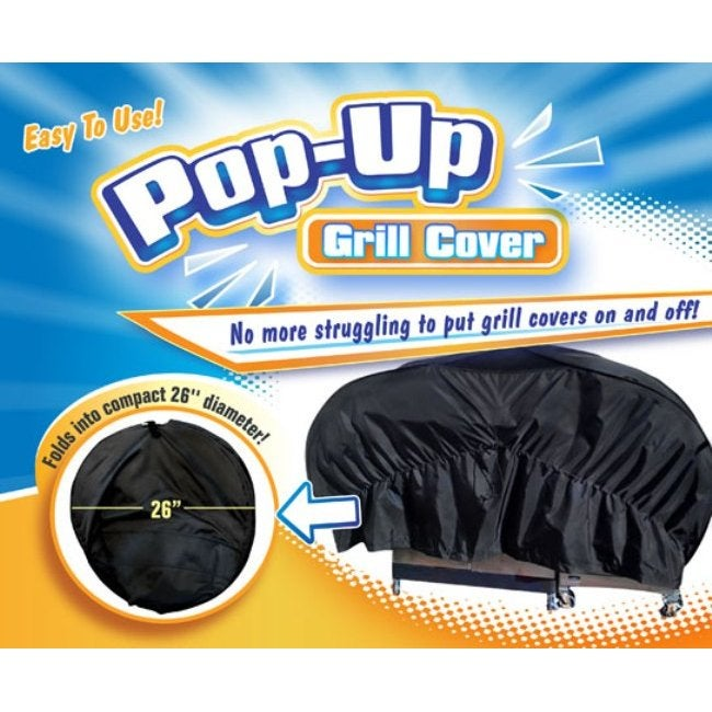 Flame King Pop-up Grill Cover