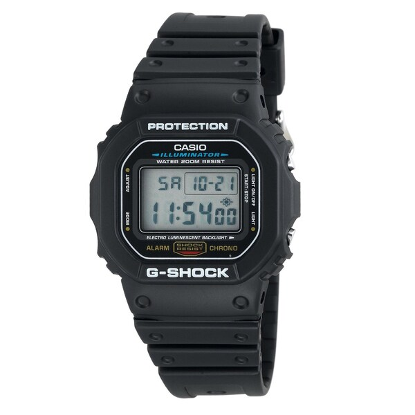 Casio Men's G-Shock Resin Wrist Watch