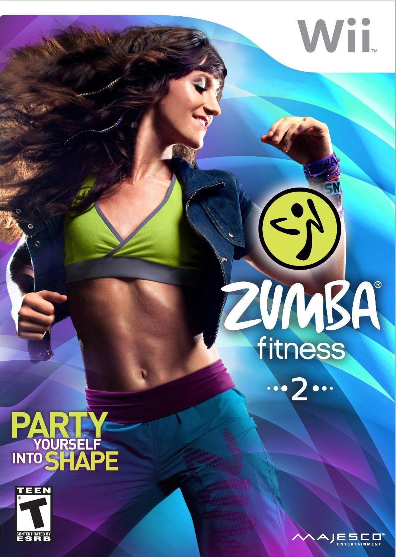 Wii - Zumba Fitness 2