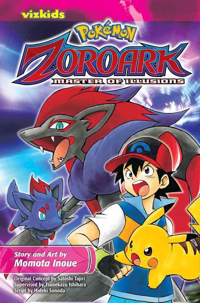 Zoroark: Master of Illusions (Paperback)