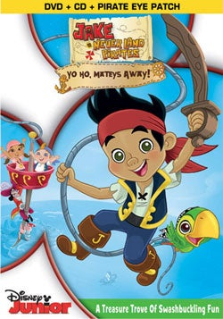 Jake and the Never Land Pirates: Season 1 Vol. 1 (DVD)