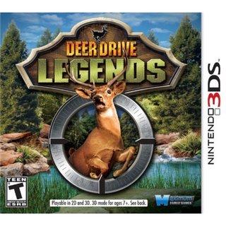 Deer Drive Legends - Nintendo 3DS