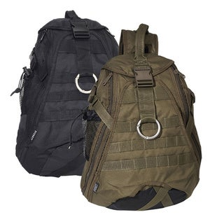 Everest 18.5-inch Multi-compartment Hydration Sling Backpack