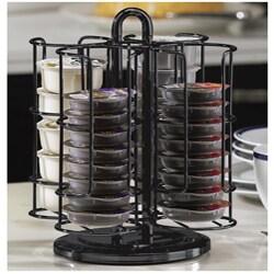 Nifty 5670 T-Disc Coffee Black Mini Carousel