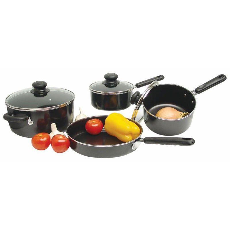 Better chef 7 piece carbon steel cookware set free for Art and cuisine cookware