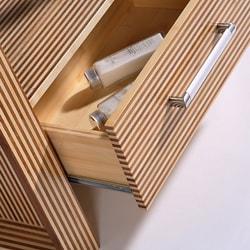 Bamboo 2-piece 28.5-inch Single Sink Bathroom Vanity