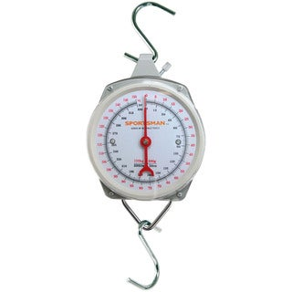 Buffalo Tools 330 LB Hanging Dial Scale