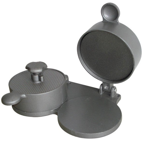 Buffalo Tools Double Hamburger Press