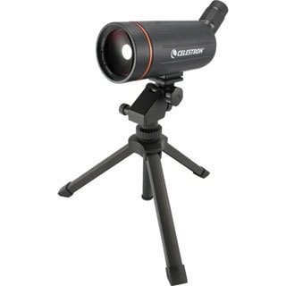 Celestron C70 Mini Mak Two-pound Black Spotting Scope with a Soft Case