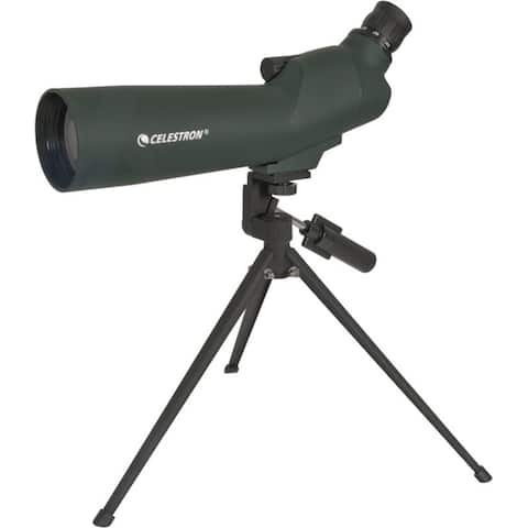 Celestron 60mm Zoom Refractor 45 Spotting Scope