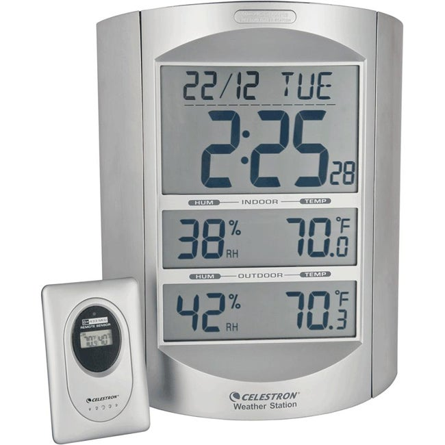 Celestron Large Format LCD Weather Station