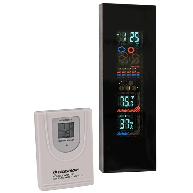 Celestron 4-color LCD Weather Station