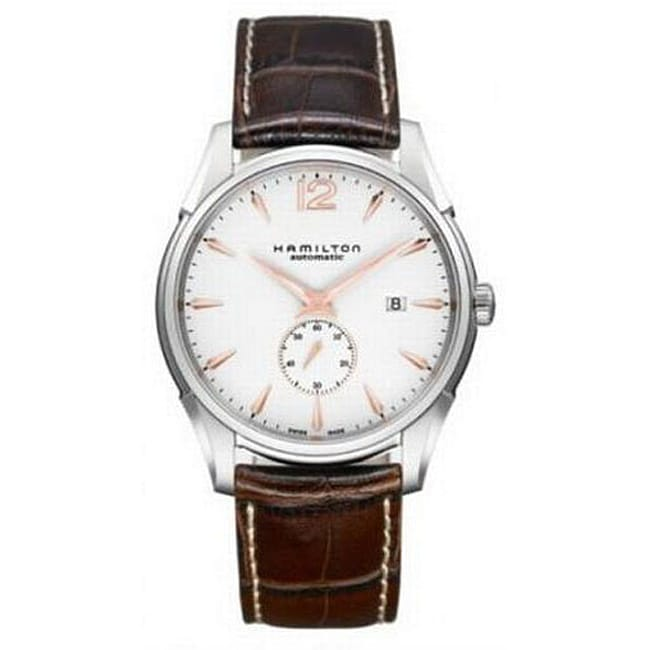 Hamilton Men's Jazzmaster Slim Small Second Watch