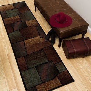 Nourison Expressions Multicolor Runner Rug (2' x 5'9)