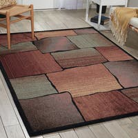 "Nourison Expressions Multicolor Rug (5'3 x 7'5) - 5'3"" x 7'5"""