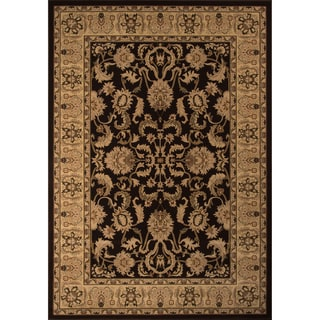 Westminster Agra Brown Area Rug (9'10 x 13'6)