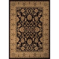 Momeni Royal Brown Rug (7'10 X 10'10)
