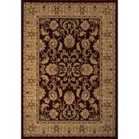 "Momeni Royal Red Rug (5'3 X 7'7) - 5'3"" x 7'7"""