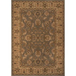 "Westminster Agra Slate Power-Loomed Rug (11'3"" x 15')"