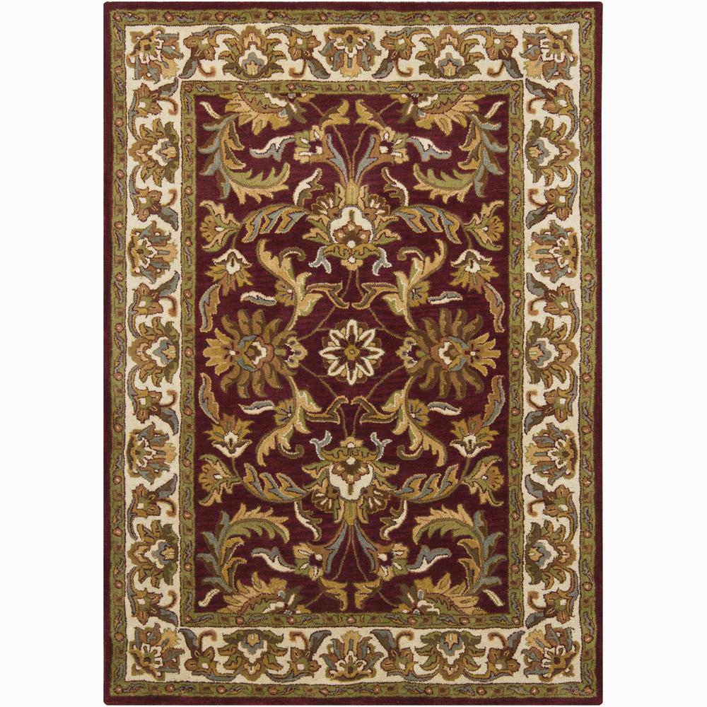 Artist S Loom Hand Tufted Traditional Oriental Wool Rug 5