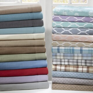 Pine Canopy Little River Microfleece Sheet Set