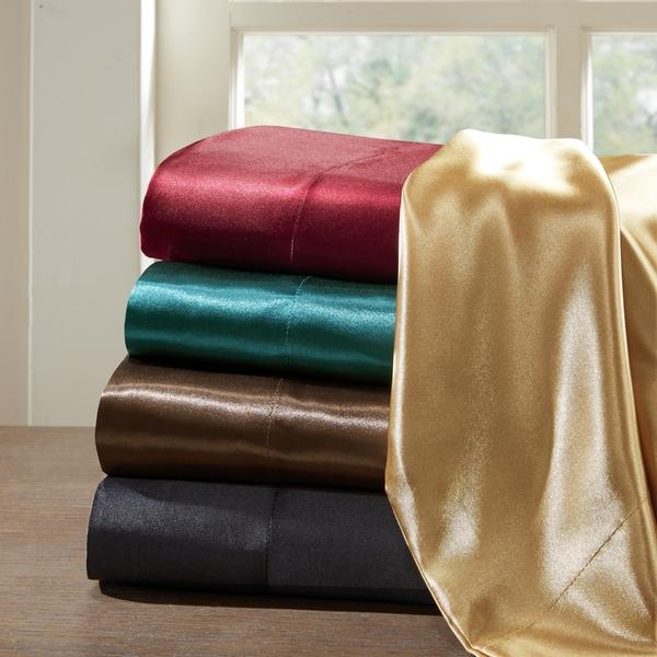 Premier Comfort Satin Full-size 6-piece Sheet Set