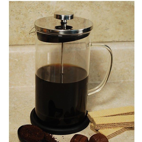 8-cup Coffee Plunger