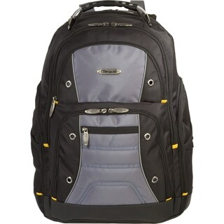 "Targus TSB239US Carrying Case (Backpack) for 17"" Notebook - Black, Gr"