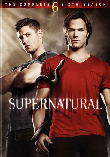 Supernatural: The Complete Sixth Season (DVD)