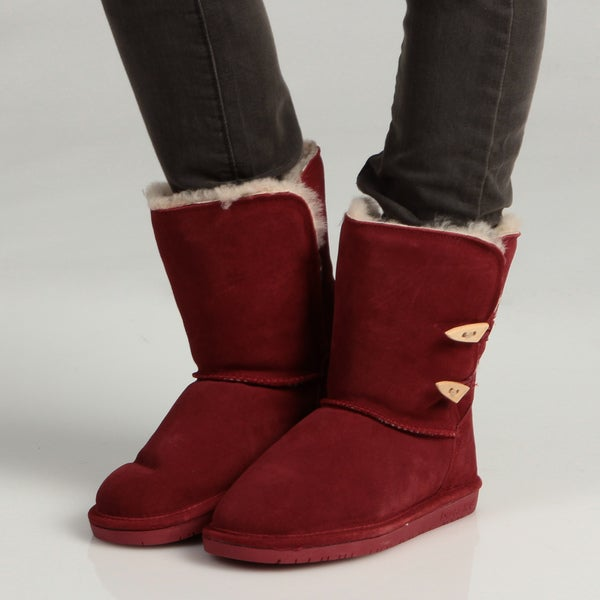 Bearpaw Women's 'Abigail' 8 Inch Boots FINAL SALE
