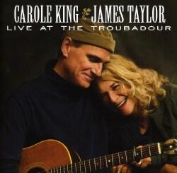 JAMES & CAROLE KING TAYLOR - LIVE AT THE TROUBADOUR