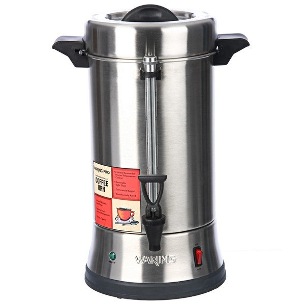 Waring Pro GB-CU55 Stainless Steel 55-cup Coffee Urn