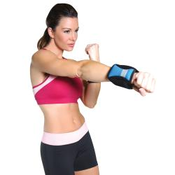 Tone Fitness 1.5-pound Wrist Weight Set - Thumbnail 2