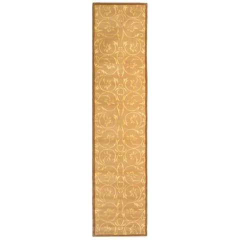 Safavieh Handmade French Tapis Tawanna Shabby Chic Oriental Wool Rug