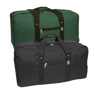 Everest 30-inch Cargo Duffel Bag (Option: Green)