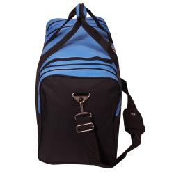 Everest 26-inch Signature Sports Polyester Duffel Bag with Strap - Thumbnail 1