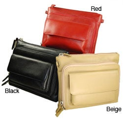 Castellos Romano Leather Travel Organizer