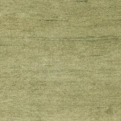 Safavieh Hand-knotted Gabeh Solo Teal Wool Rug (6' x 9') - Thumbnail 2