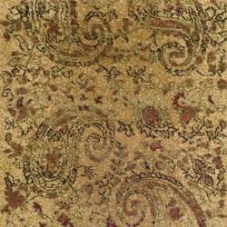 Safavieh Lyndhurst Traditional Paisley Beige/ Multi Runner (2'3 x 6') - Thumbnail 2
