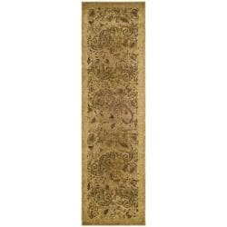 Safavieh Lyndhurst Traditional Paisley Beige/ Multi Runner (2'3 x 6')