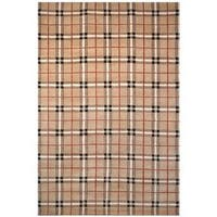 Safavieh Hand-knotted Lexington Sunset Rust Wool Rug - 8' x 10'