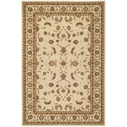 Safavieh Majesty Extra Fine Cream Rug - 7'9 x 9'9 - Thumbnail 0