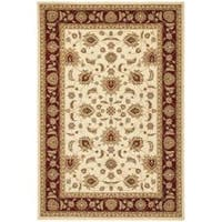 Safavieh Majesty Extra Fine Cream/ Red Rug - 7'9 x 9'9