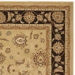 Safavieh Majesty Extra Fine Camel/ Brown Rug (7'9 x 9'9)