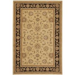 Safavieh Majesty Extra Fine Camel/ Brown Rug (4' x 6')