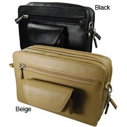 Castello Romano Men's Leather Toiletry Bag